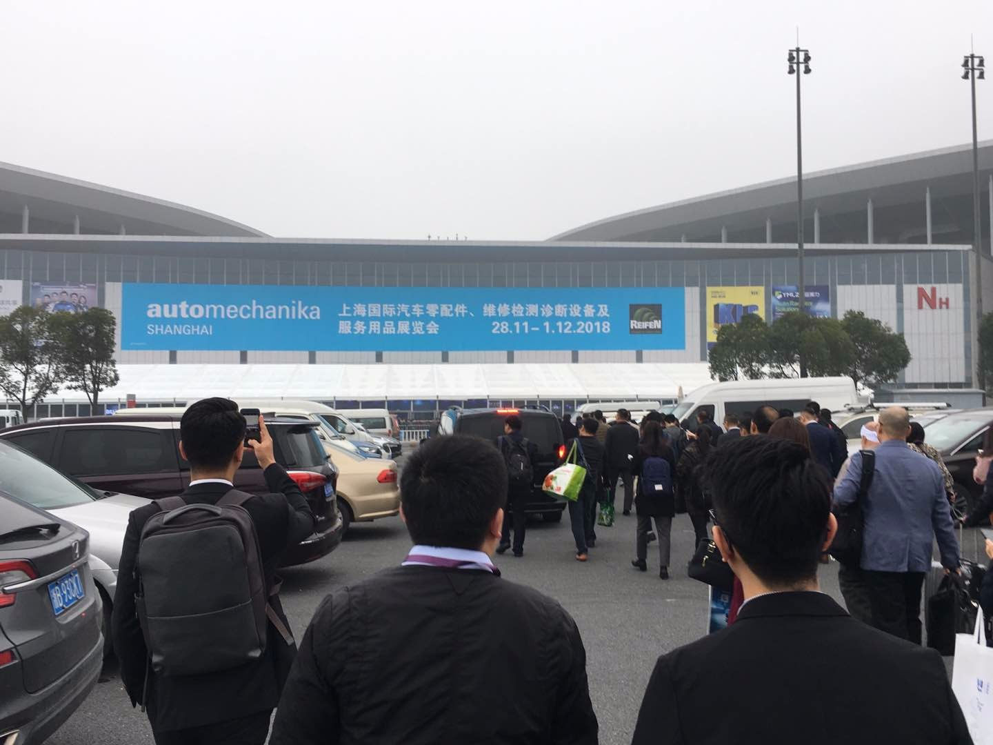 2018 Automechanika in Shanghai